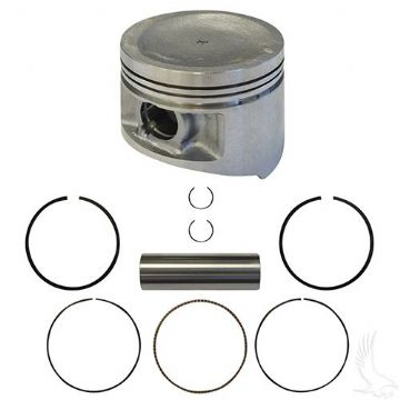 Yamaha, Piston and Ring Assembly, G11 & G16